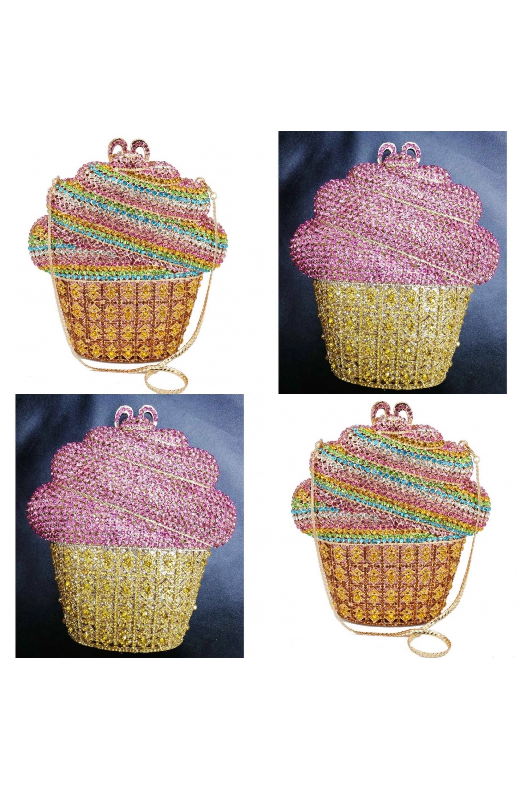 BOLSO CUP CAKE